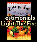 Testimonials Light The Fire
